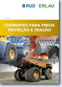 Catálogo Correntes Proteção de Pneus