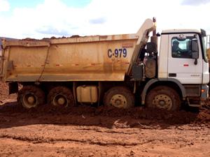 Correntes para tração caminhões rodoviários
