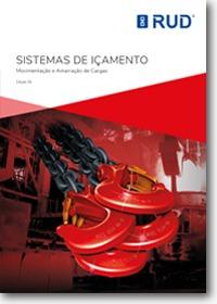 Catálogo Sistemas de Içamento Grau 8