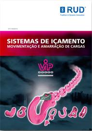 Catálogo Sistemas de Içamento VIP Grau 10