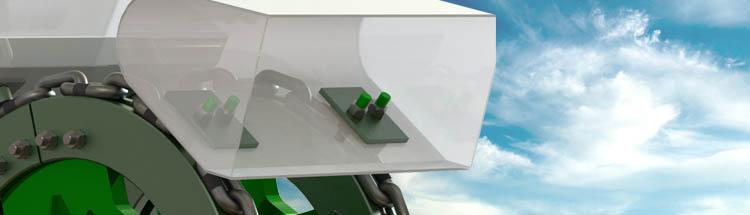 Sistema para Elevador de Canecas MK