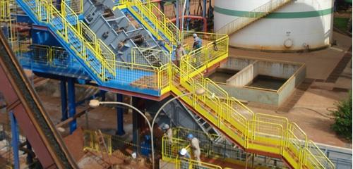 Produtos - Transportadores de Arraste - Submerso
